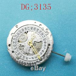 Watches for Parts, Mingzhu 3135 Automatic New Mechanical Movement-A003
