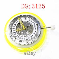 Watches for Parts, Mingzhu 3135 Automatic New Mechanical Movement-AAA002A