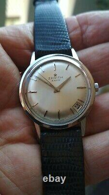 Zenith 3400 stellina vintage Watch Swiss made. Montre, Uhr, Reloj